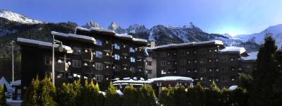 Hotels  -  Mercure Chamonix Centre