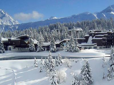 Hotels  -  Mercure Courchevel 1850