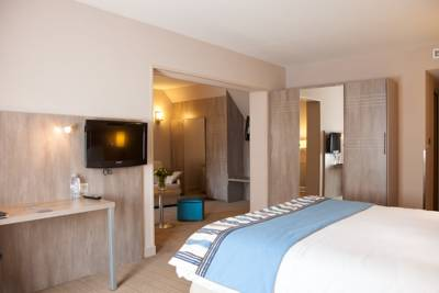 Hotels  -  Mercure Dinan Port Le Jerzual