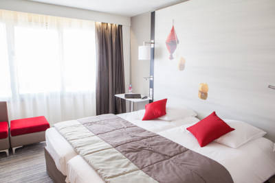 Hotels  -  Mercure Lorient Centre