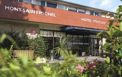 Hotels  -  Mercure Mont Saint Michel