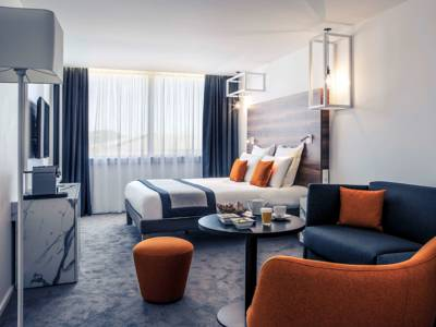 Hotels  -  Mercure Nancy Centre Gare
