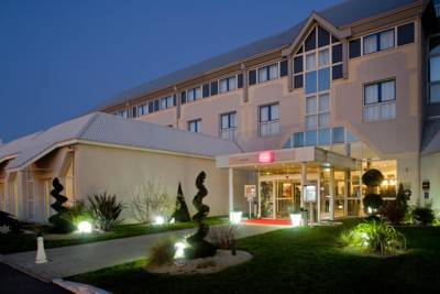 Hotels  -  Mercure Tours Nord