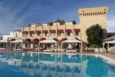 Hotels  -  Messapia Hotel & Resort