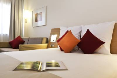 Hotels  -  Novotel Bordeaux Centre