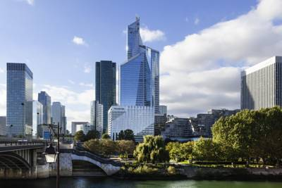 Hotels  -  Novotel Paris La Defense