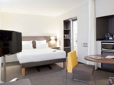 Hotels  -  Novotel Suites Paris Stade de France