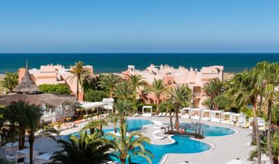 Hotels  -  Oliva Nova Beach & Golf Hotel
