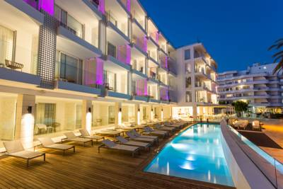 Hotels  -  One Ibiza Suites