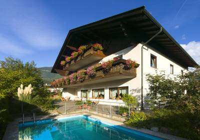 Hotels  -  Pension Hilpold