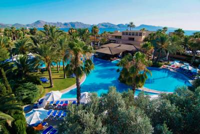 Hotels  -  PortBlue Club Pollentia Resort & Spa