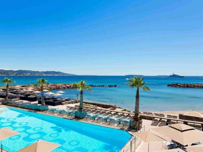 Hotels  -  Pullman Cannes Mandelieu Royal Casino