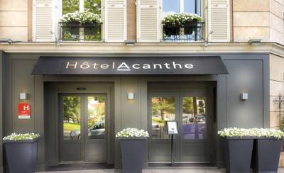 Hotels  -  Quality Hotel Acanthe - Boulogne Billancourt