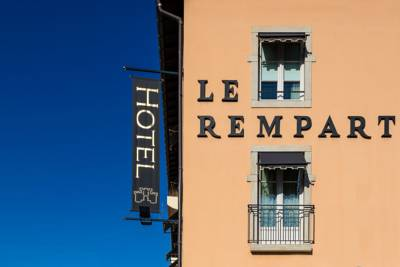 Hotels  -  QUALYS-HOTEL Le Rempart