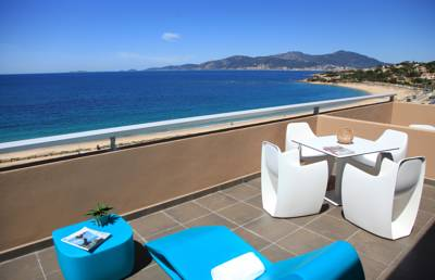 Hotels  -  Radisson Blu Resort & Spa, Ajaccio Bay