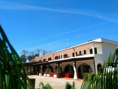 Hotels  -  Residence Camping Sant'Anastasia