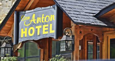 Hotels  -  San Anton Benasque