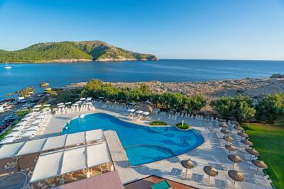 Hotels  -  THB Cala Lliteras - Adults Only