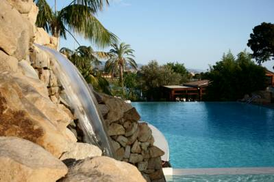 Hotels  -  Villa Morgana Resort and Spa
